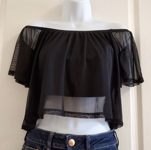 SWS Cropped Blouse